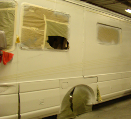 RV Glass Repair Los Angeles Orange County