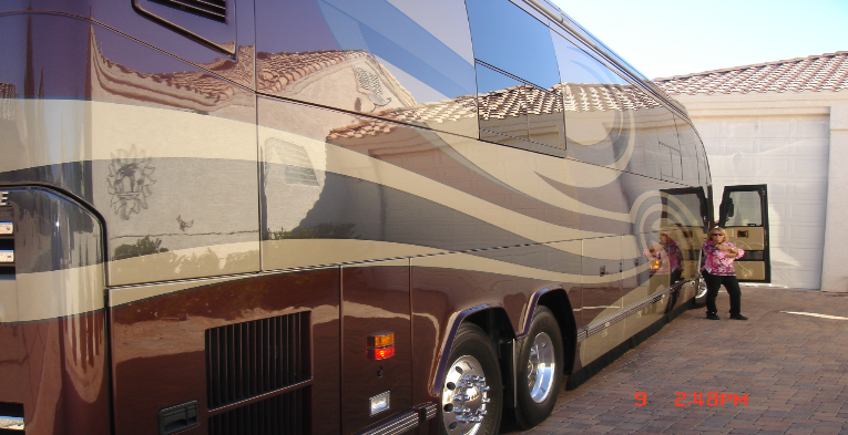 Rv Paint Orange County And Los Angeles County Rv Paint And